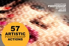 57 Artistic Photoshop Actions by MIIM on Creative Market