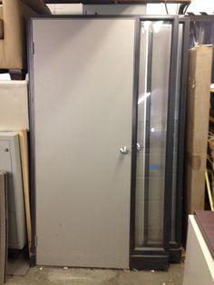 IN STOCK Herman Miller AO2 DOOR PANELS To Go With Your Office Cubicles.  GREY DOORS