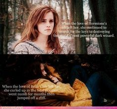 No words to describe how awesome Hermione/Emma is!