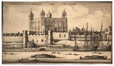 View Plate - Hollar Collection - University of Toronto Libraries Toronto Library, University Of Toronto, Tower Of London, Taj Mahal, England, History, Architecture, City, King Henry