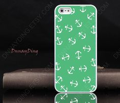 Anchor Print phone shell iphone case iphone 4 case by dnnayding, $13.99