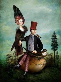 """""""Family Portrait"""" by Catrine Getz-Stein."""