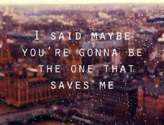 Lyrics from the song Wonderwall by British rock band Oasis. The Words, Favorite Quotes, Best Quotes, Nice Quotes, The Cardigans, Diy Inspiration, Sing To Me, Save Me, Song Quotes