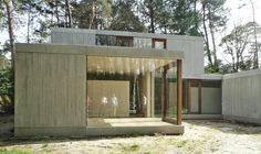sculp[IT] architects - ZAND concrete house