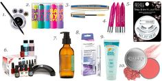 10 Makeup Must Haves | Well.ca Blog