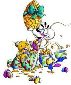 Pasqua/Easter ~ Il Magico Mondo dei Sogni