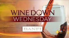 Jimmy Collins of Banfi Vintners samples a selection of wines that are perfect for the holidays during Wine Down Wednesday airing weekdays at on WSMV-TV . Wine Down Wednesday, Sauvignon Blanc, On Today, Nashville, Wines, Red Wine, Summertime, Rose, Holiday