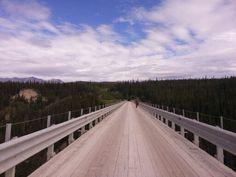 #Bridge towards #Mccarthy, #alaska