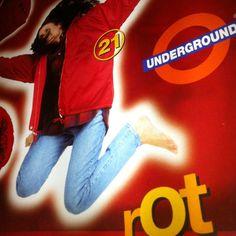 1993 #Underground #Sportswear