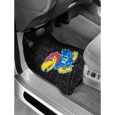 Kansas Jayhawks NCAA Car Front Floor Mats 2 17x25