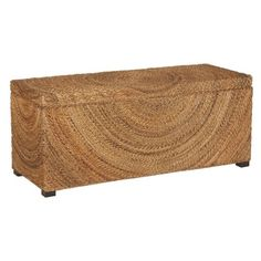 I pinned this Cypress Storage Bench from the Pradesh Collection event at Joss and Main!