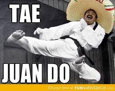 Mexican Taekwondo