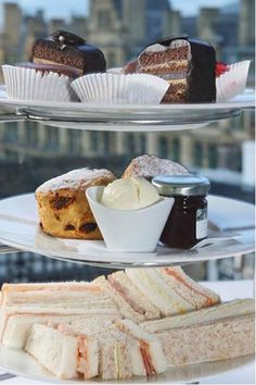 Afternoon Tea at Harvey Nichols Manchester - AfternoonTea.co.uk