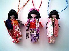 3d washi doll