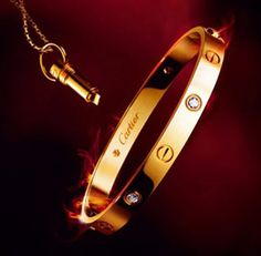 The Cartier Love Bracelet