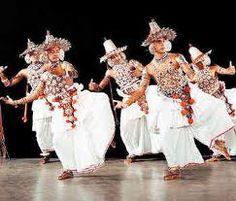 Kandyan Dancing
