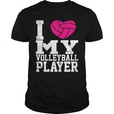 I love my volleyball T-Shirt