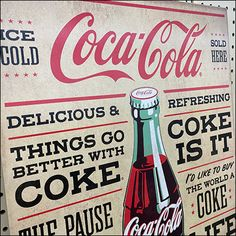 Vintage Coke, Vintage Props, Coca Cola Poster, Retail Fixtures, Vintage Airplanes, Hooks, Antique, Frame, Picture Frame
