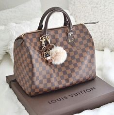 Speedy - Louis Vuitton - handbag - bolso - moda - fashion www.yourbagyourlife.com Love Your Bag.