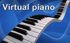 VIRTUAL PIANO: Piano online, aprender y tocar el piano en línea ~ Juegos gratis y Software Educativo