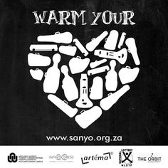 Warm your heart Orchestra, Youth, African, Peace, Warm, Design, Band, Sobriety