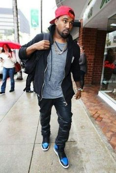 #Men #Style #Fashion #Kanye #West