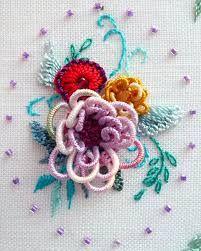 brazilian dimensional embroidery - Google Search