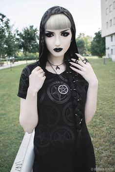 #gothic #restyle #restylepl #gothicgirl #gothgoth #lunar #moon #moonchild #witch #goth #gothgirl #gothicmakeup #norwich #gothbeauty #goth #greatgoth #goodgoth #gothic#gothfashion #whitehair  #disturbia #occult #witchy #gothicart #gothart #scary #evil #creepy #horror #dark #girl #darkart