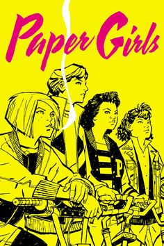 "Images for : Image Comics' October 2015 Solicitations Deliver ""Paper Girls,"" ""I Hate Fairyland"" & More - Comic Book Resources"