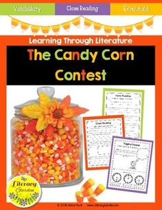 Learning Through Literature is a series designed to help you and your students get the most out of a popular children's book.  Whether you are using this title for guided reading, small group instruction, or as a whole-group read aloud to your class, you will find plenty of ideas and resources to support your literacy program.  THIS UNIT INCLUDES:  * comprehension questions for each chapter * vocabulary and word work lessons * extension activities to provide additional engagement with the…