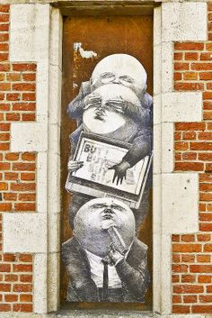 "Artist :FSTN    "" Belgium """