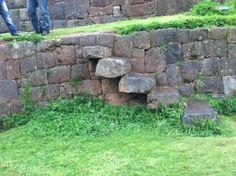 Tipon:                   Escalera de piedra