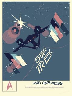 Star Trek Into Darkness by Fernando Reza