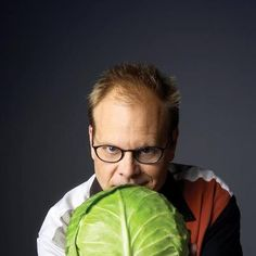 """""""Cooking is an observation-based process that you can't do if you're so completely focused on a recipe."""" – Alton Brown"""