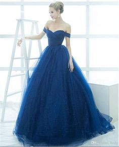 Sexy Off The Shoulder Sequin Prom Party Dresses 2017 Floor Length Pleated Tulle Corset A Line Backless Formal Evening Gowns Cheap Prom Dresses Online Cheap Red Prom Dresses From Flodo, $83.89| Dhgate.Com
