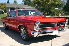1965 Pontiac GTO un sueño