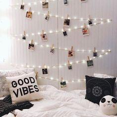 Box Room Bedroom Ideas, Cute Bedroom Decor, Teen Room Decor, Wall Decor For Bedroom, Rooms Ideas, Girl Bedroom Designs, Girls Bedroom, Bedrooms, Cozy Room