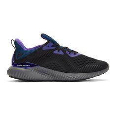 Adidas x Kolor - Black Alphabounce 1 Sneakers