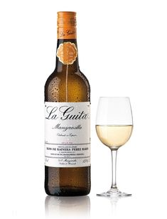 La Guita is made from Palomino grapes grown in Sanlúcar, mainly in the Pago Miraflores, one of the most prestigious vi. Palomino, Growing Grapes, Wine List, Whiskey Bottle, Beverages, Shots, Wine, Wine Chart, Drinks