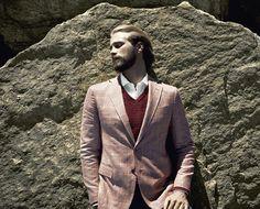 Pal Zileri SS 2014: Stilvolle Eleganz, sinnliche Farbigkeit und der Charme der Westküste I GF Luxury I http://www.gf-luxury.com/pal-zileri-spring-summer-2014.html