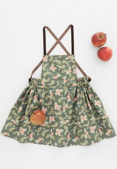 nice Orchard Apron Dress | moonroomkids on Etsy...