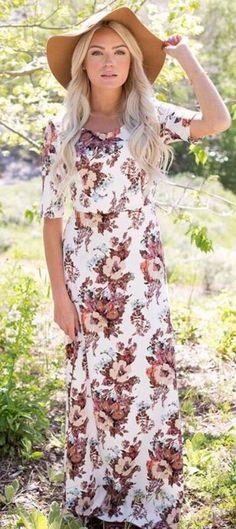 Michelle Maxi Dress - Willow Blaire - 2