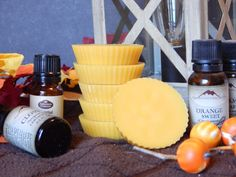 All Natural Fall Scented Wax Tarts