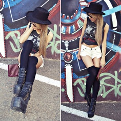 fashion,love,girl,hat,shoes