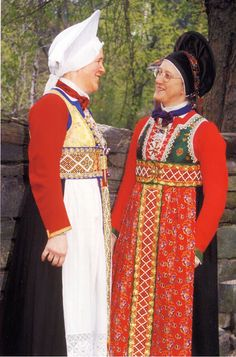 Hello all, Today I will cover the last province of Norway, Hordaland. This is one of the great centers of Norwegian folk costume, hav. Folk Costume, Costumes, Folk Dance, World Cultures, Traditional Outfits, Popular, Norway, Bridal Dresses, Lappland