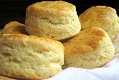 Easy buttermilk biscuits!