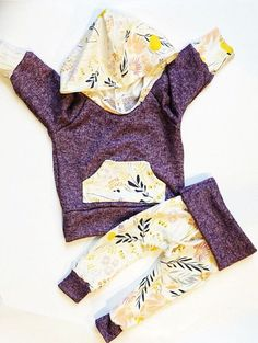 Baby clothes / baby girl outfit / take home outfit by BornApparel