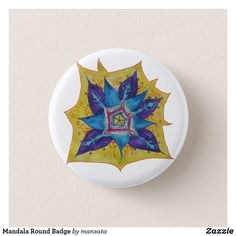 Zazzle have the perfect mandala gift for any occasion. Explore our fab gifts today! Mandala Art, Badge, Art Drawings, Cute Animals, Inspiration, Design, Pretty Animals, Biblical Inspiration, Cutest Animals