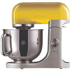 Kenwood Kmix Stand Mixer- Yellow- - Kenwood in the Mixers & Attachments category for sale in Johannesburg Small Appliances, Kitchen Appliances, Notebooks, Best Stand Mixer, Kitchen Machine, Shops, Eclectic Kitchen, Summer Kitchen, Red Candy