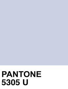 PANTONE 5305 U